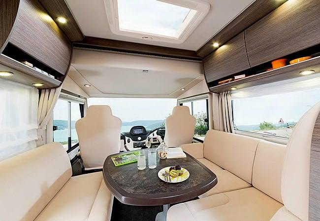 luxury motorhomes