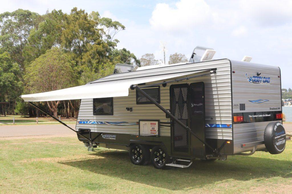 Concorde Motorhomes & Caravans, campervan