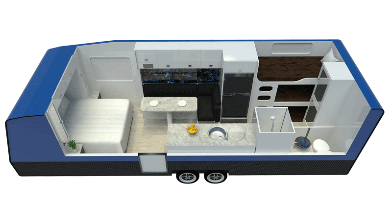 Adventus-2200-Family-3-x-Bunk-3d-layout